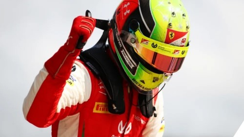 Победа и подиум. Мик Шумахер идет к титулу в Формуле-2