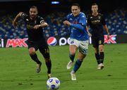 Серия А. Наполи уничтожил Дженоа, Милан обыграл Кротоне