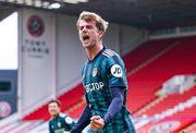 Шеффилд Юнайтед — Лидс — 0:1. Видео гола и обзор матча