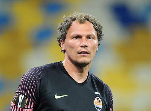 Андрей Пятов открыл свой 18-й сезон в чемпионатах Украины
