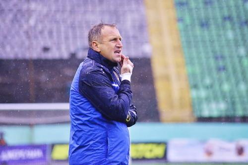 Тренер Львова: «Хочу вибачитися перед уболівальниками»