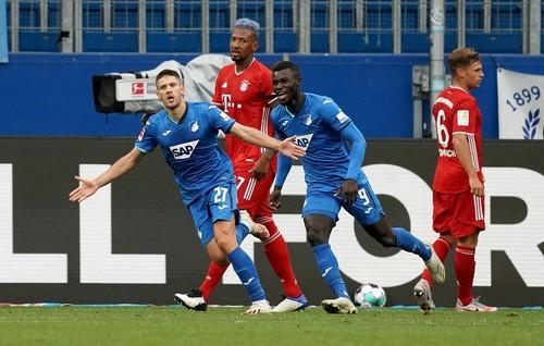 Хоффенхайм – Бавария – 4:1. Видео голов и обзор матча