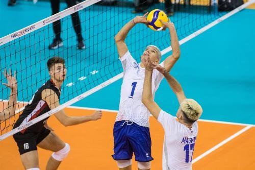 Италия одержала вторую победу на чемпионате Европы U-20