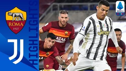 Рома – Ювентус – 2:2. Видео голов и обзор матча