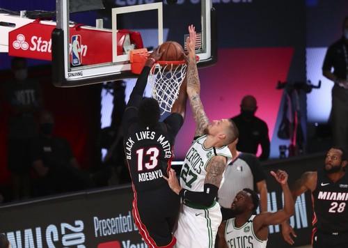 Майами дожал Бостон и вышел в финал НБА