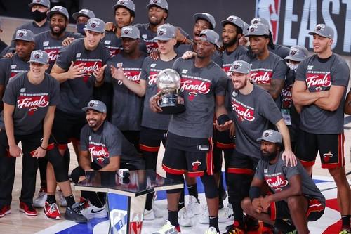 Маямі останній раз грав у фіналі НБА в 2014-му році з Леброном у складі