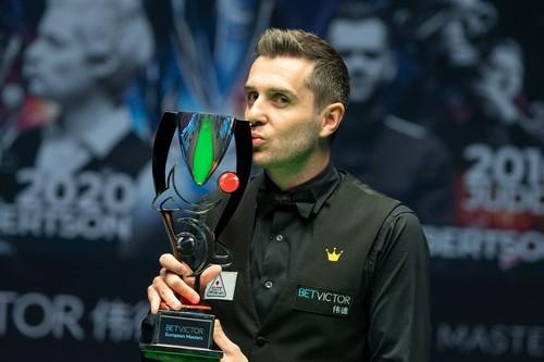 Марк Селби выиграл European Masters