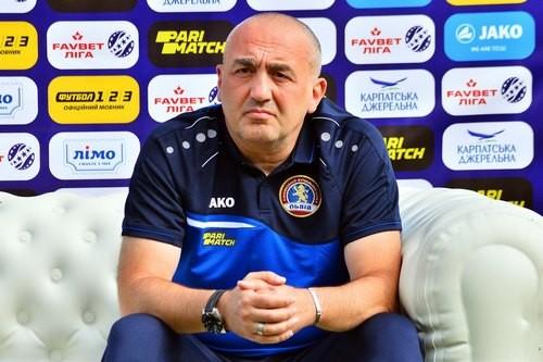 Головний тренер Львова здасть повторний тест на коронавірус