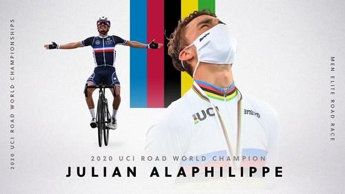 Алафіліпп приніс Франції довгоочікуваний титул. Підсумки ЧС з велоспорту
