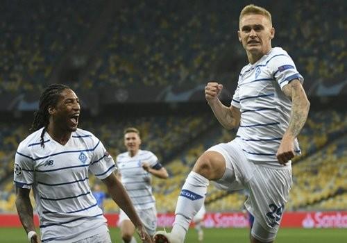 Динамо – Гент – 3:0. Текстовая трансляция матча