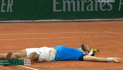 Более 6 часов. Сыгран 8-й по продолжительности матч в истории тенниса