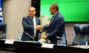 Александр Каденко - новый президент ПФЛ