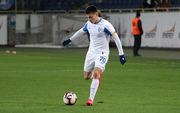 Русин сменил игровой номер в Динамо