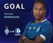 ВИДЕО. Третий гол! Жерсон Родригеш забил пенальти после фола на Супряге