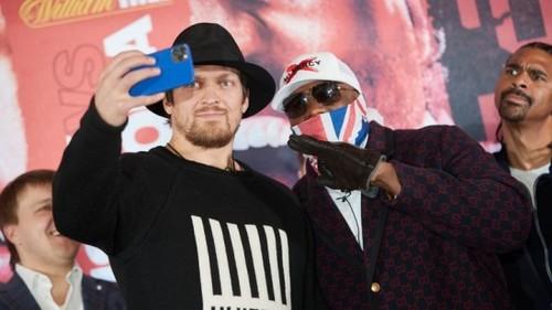 Дерек ЧИСОРА: «Усик невероятный боксер, но я сильнее и безумнее»