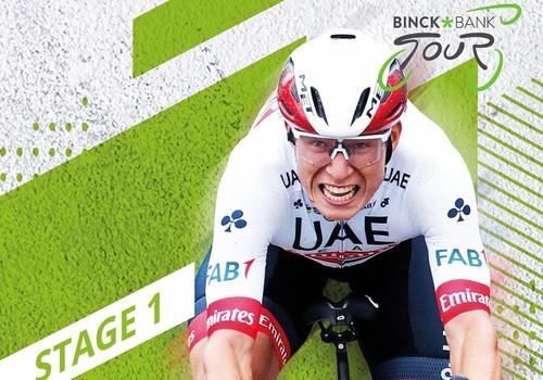 Тур Бенілюксу. Філіпсен виграв перший етап