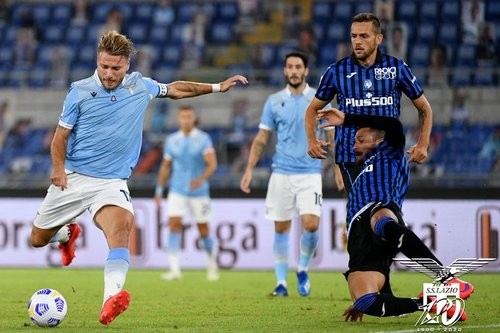 Лацио – Аталанта. Текстовая трансляция матча