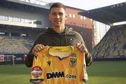Александр ФИЛИППОВ: «Понимаю, что мне рано в сборную Украины»