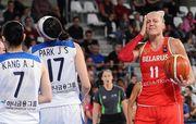 За участие в протестах. В Беларуси баскетболистка арестована на 15 суток