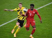 Бавария победила Боруссию из Дортмунда и завоевала Суперкубок Германии