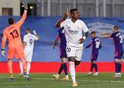 С Луниным в резерве. Реал одолел Вальядолид за счет гола Винисиуса