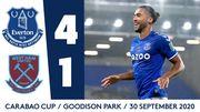 Эвертон – Вест Хэм – 4:1. Видео голов и обзор матча