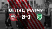 Кривбасс – Нива Винница – 0:1. Видео гола и обзор матча