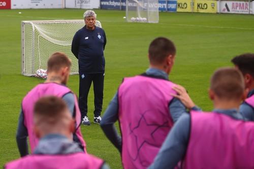 В'ячеслав ГРОЗНИЙ: «Луческу знає, коли потрібно зіграти на результат»