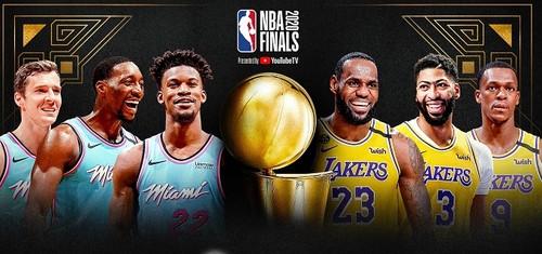 Лейкерс - Маямі. Прогноз і анонс на фінал плей-оф НБА