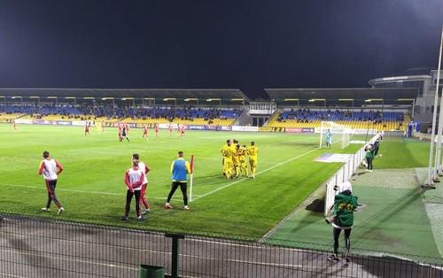 Первое региональное дерби. Александрия выбила Ингулец из Кубка Украины