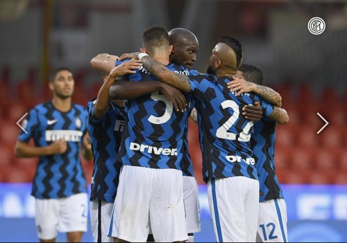 Беневенто – Интер – 2:5. Видео голов и обзор матча