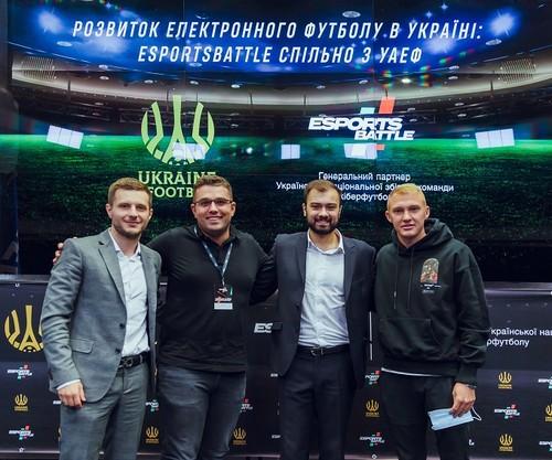 В Украине стартует киберспортивная футбольная лига ESportsBattle LEAGUE