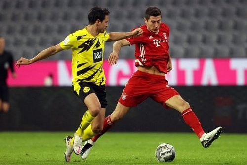 Боруссия Дортмунд — Бавария — 2:3. Видео голов и обзор матча