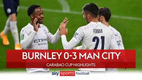 Бернлі – Манчестер Сіті – 0:3. Відео голів та огляд матчу