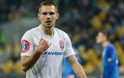 Михайличенко хочет продолжить карьеру в Бельгии