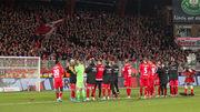 Игроки команды Бундеслиги полностью отказались от зарплаты