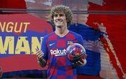 Барселона готова включити Грізманна в угоду по Неймару