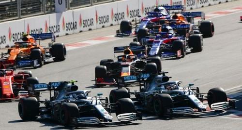Формула-1 сподівається стартувати влітку і провести 15-16 гонок