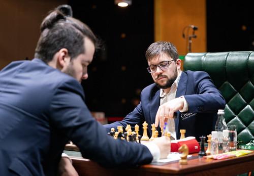 Вашьє-Лаграв обіграв росіянина і став лідером Турніру претендентів