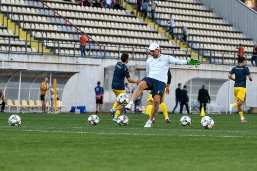 Виталий РЕВА: «Лунин уже готов для первой сборной»