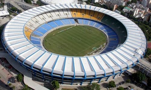 Стадион Маракана будут использовать в качестве госпиталя