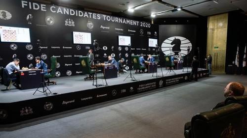 Шаховий Турнір претендентів в екстреному порядку зупинено