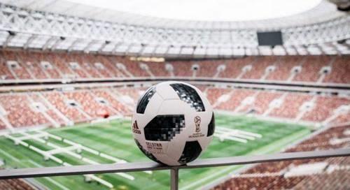 ФОТО. Як змінювався вигляд м'ячів, якими грали на чемпіонатах світу