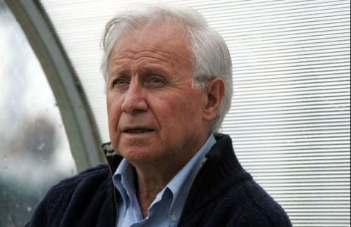 Умер бывший тренер сборной Франции