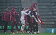 Милан впервые за 17 лет выиграл серию пенальти
