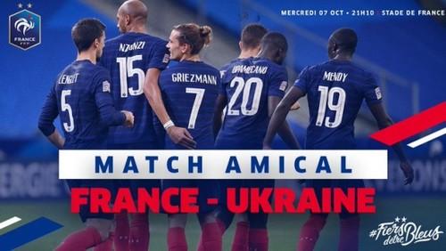 Мбаппе, Погба и Гризманн. Франция объявила состав на матч с Украиной