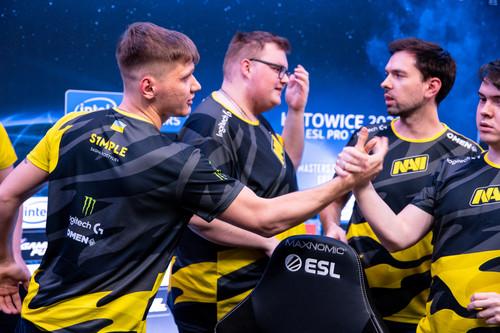 NAVI вышли в финал ESL Pro League