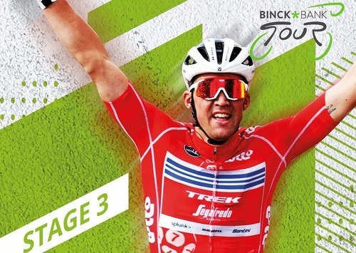 Тур Бенілюксу. Педерсен виграв другий етап