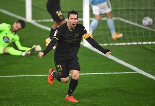 Барселона наконец-то выиграла на поле Сельты
