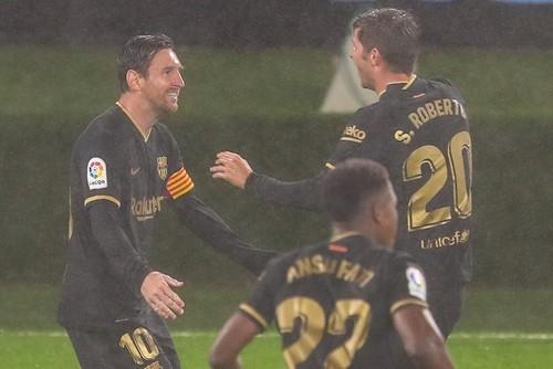 Сельта – Барселона – 0:3. Видео голов и обзор матча